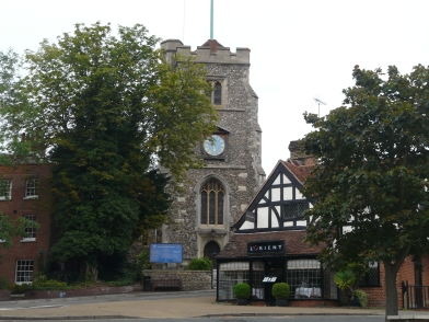 Pinner's iconic High Street
